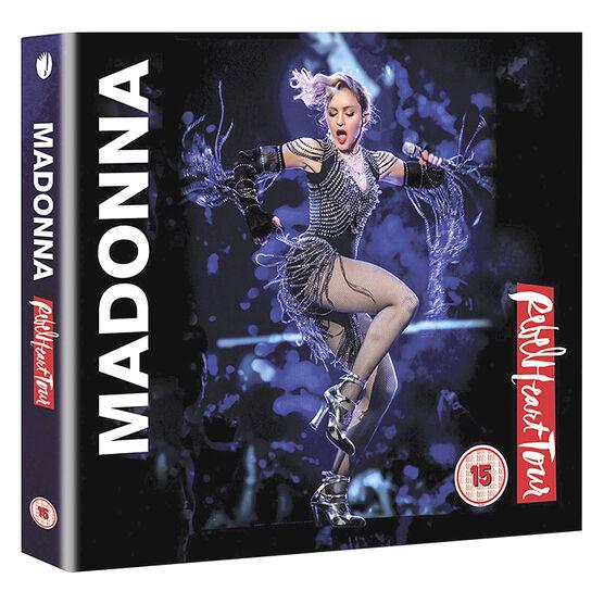 Madonna: The Rebel Heart Tour - DVD + CD