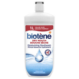 Biotene Dry Mouth Moisturizing Mouthwash - Fresh Mint - 1L