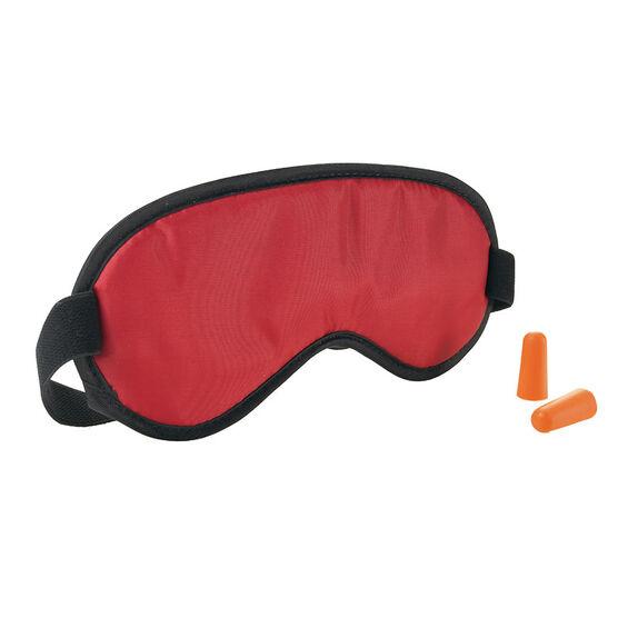 Travel Smart Eye Mask and Earplug Set - Assorted
