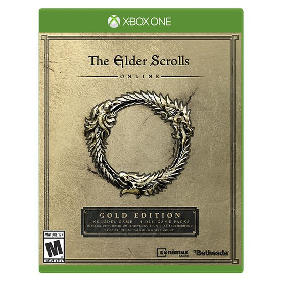 Xbox One The Elder Scrolls Online: Gold Edition