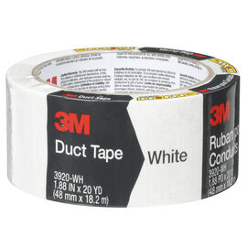 3M Scotch Duct Tape - White - 3920-WH