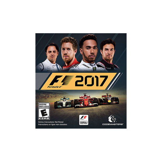 Xbox One Formula 1 F1 Day One