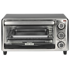 Black & Decker 4-slice Eventoast Oven - TO1303SBC