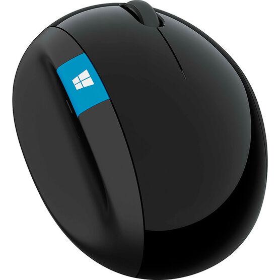 Microsoft Sculpt Ergonomic Mouse - Black - L6V-00002