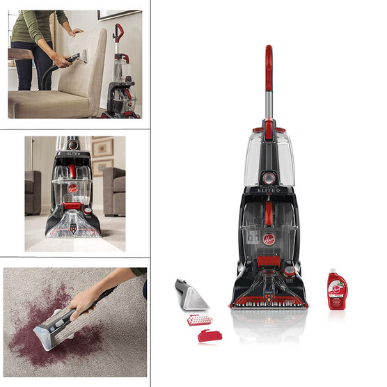 Hoover Power Scrubber Elite Pet Carpet Cleaner - FH50251CDI