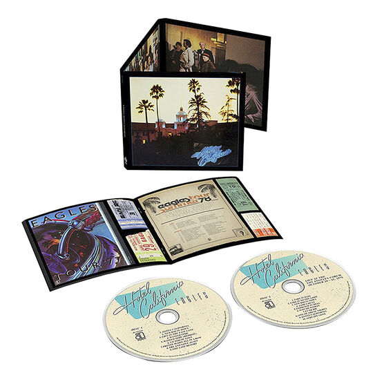 Eagles - Hotel California (40th Anniversary Expanded Edition) - 2 CD