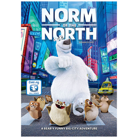Norm of the North - DVD