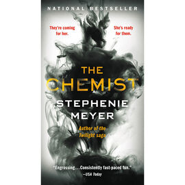 The Chemist by Stephanie Meyer