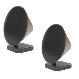 Borne Bluetooth Wireless Speaker - Walnut - BTSPK40