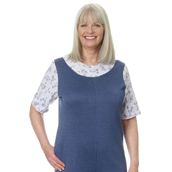 Silvert's Women's Anti-Strip Pajamas