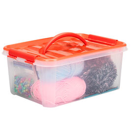 Snapware Smart Store with Coral Handles - 7.5L
