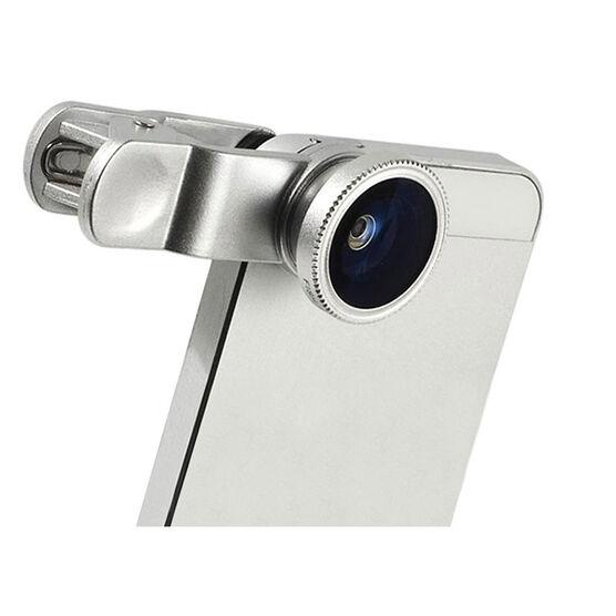 iQ 3-in-1 Universal Lens Clip - Black - IQLC31