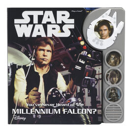 Star Wars Play & Sound - You've Never Heard of the Millennium Falcon