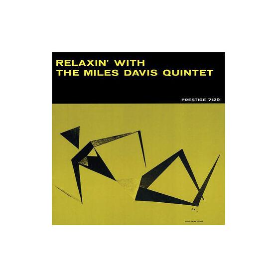 Miles Davis - Relaxin' With The Miles Davis Quintet - CD