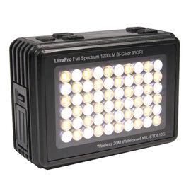 LitraPro LED Photo Light - Black - LP1200