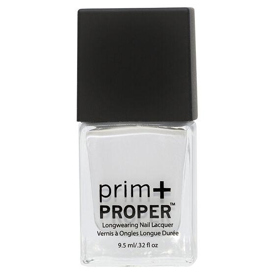 Prim + Proper Nail Lacquer - Ice Wine