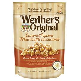 Werthers Caramel Popcorn - Classic Caramel - 170g