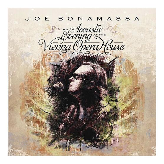 Joe Bonamassa - An Acoustic Evening at the Vienna Opera House - Vinyl