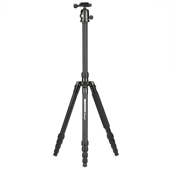 Manfrotto Element Big Tripod Kit with Ball Head - Black - MKELEB5BKB