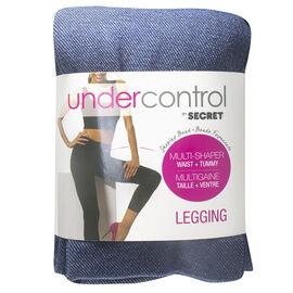 Secret UnderCover Denim Leggings - Assorted