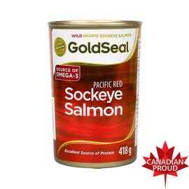 Gold Seal Sockeye Salmon Tin - 418g