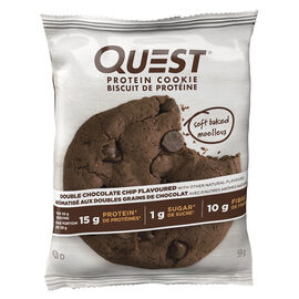 Quest Protein Cookie - Double Chocolate Chip - 59g