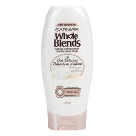 Garnier Whole Blends Gentle Conditioner - Oat Delicacy - 370ml