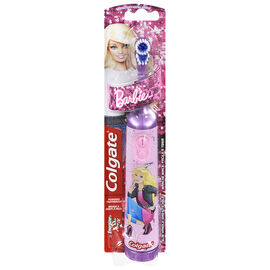 Colgate Battery Powered Toothbrush Assorted - Barbie - 31162