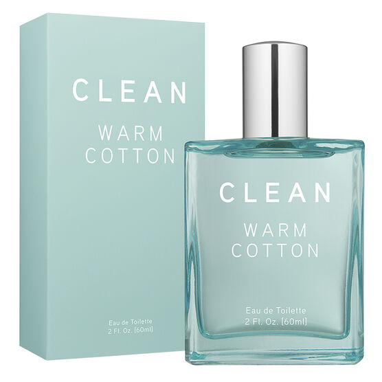Clean Warm Cotton Eau de Toilette - 60ml