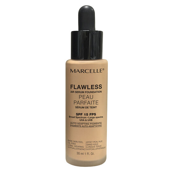 Marcelle Flawless Air Serum Foundation - Classic Ivory