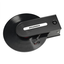 Sylvania Mini Turntable Player with USB to PC Encoding Function