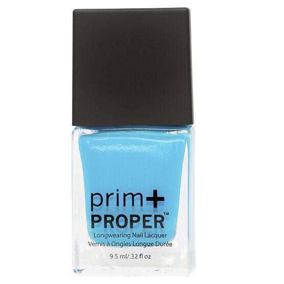 Prim + Proper Nail Lacquer - Mount Royal Blue