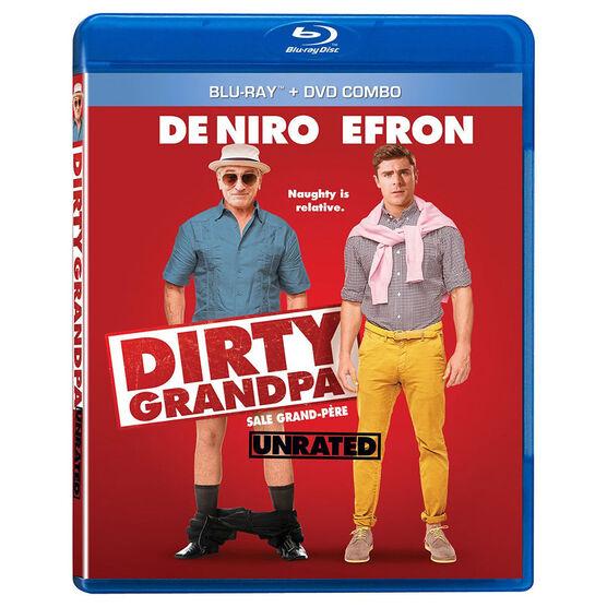 Dirty Grandpa - Blu-ray Combo