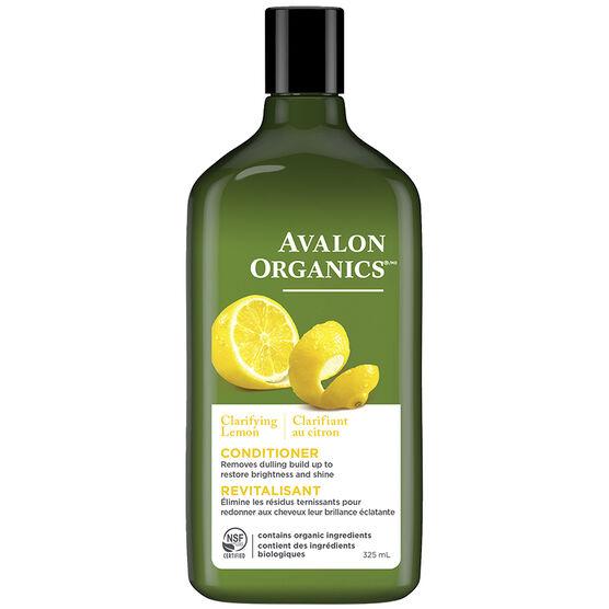 Avalon Organics Clarifying Conditioner - Lemon - 325ml