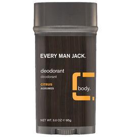 Every Man Jack Deodorant - Citrus - 85g