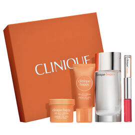 Clinique Absolutely Happy Set - 4 piece
