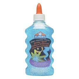 Elmer's Classic Glitter Glue - Blue - 177ml
