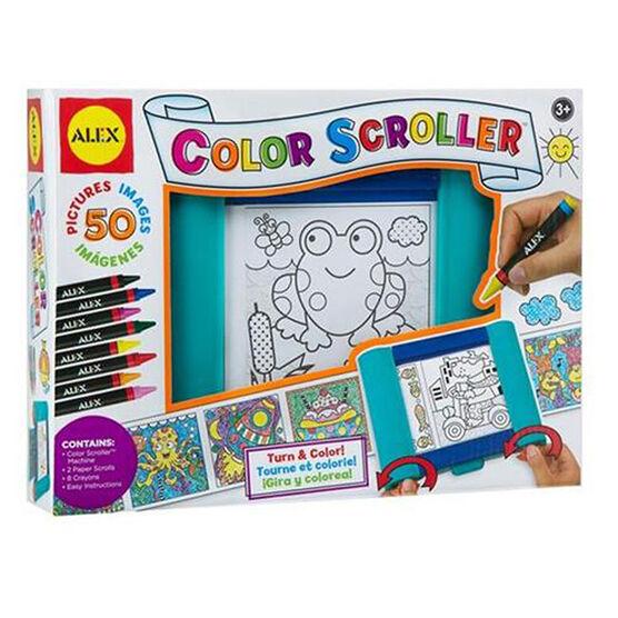 Alex Toys Colour Scroller Kit