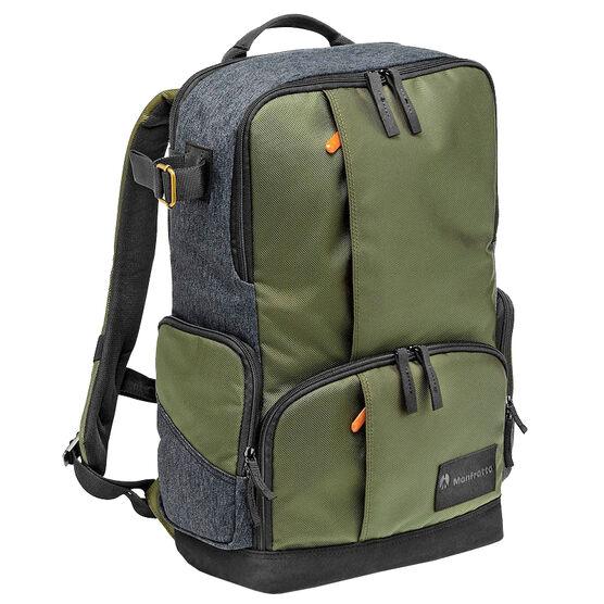 Manfrotto Street Medium Backpack - Green - MS-BP-IGR