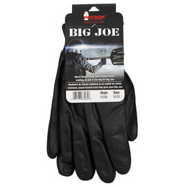 Watson Big Joe Work Gloves - Black - 9396-M
