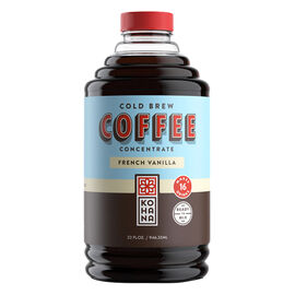 Kohana Coffee Cold Brew Concentrate - French Vanilla - 945ml