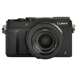 Panasonic Lumix DMC-LX100 12.8MP Camera - Black
