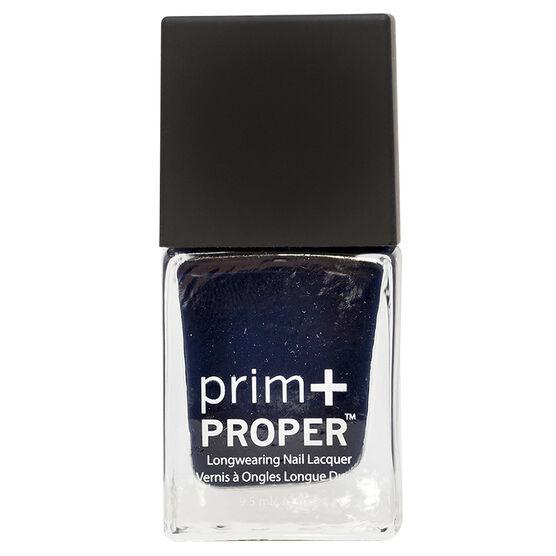 Prim + Proper Nail Lacquer - Yukon Royal Blue