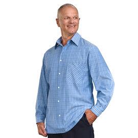 Silvert's Men's Open-Back Sport Shirt - XS - XL