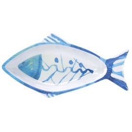 London Drugs Melamine Serving Plate - Fresh Fish Collection - 9-inch