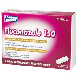 London Drugs Fluconazole 150mg - 1 Capsule