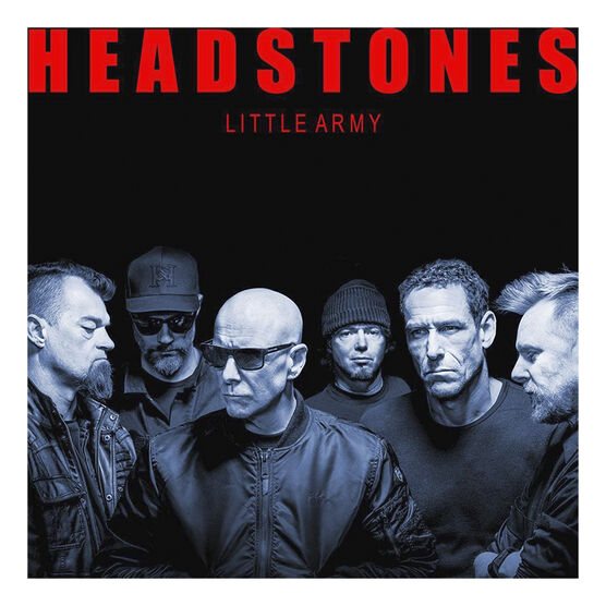 Headstones - Little Army - CD