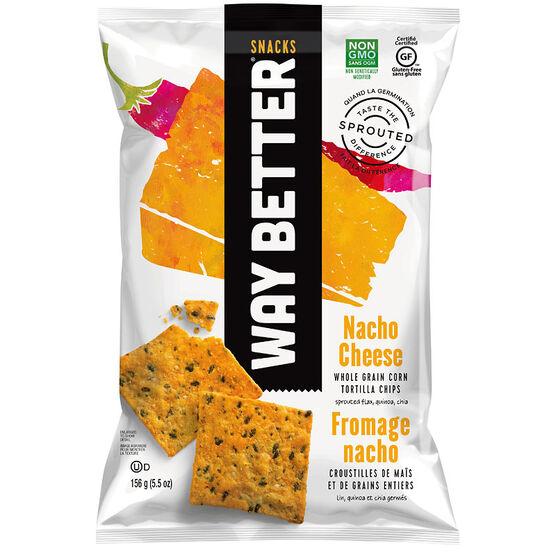 Way Better Snack - Nacho Cheese - 156g