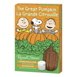 Russell Stover Marshmallow Pumpkin - Assorted - 57g