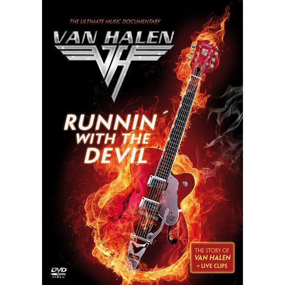 Van Halen - Runnin' With The Devil - DVD